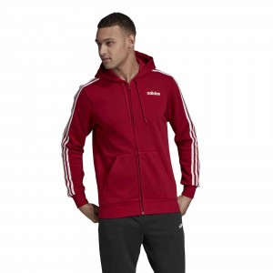 MĘSKA BLUZA ADIDAS PERFORMANCE 3-STRIPES