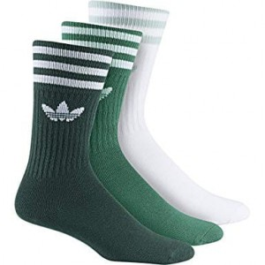 SKARPETY ADIDAS ORIGINALS SOLID CREW SOCK