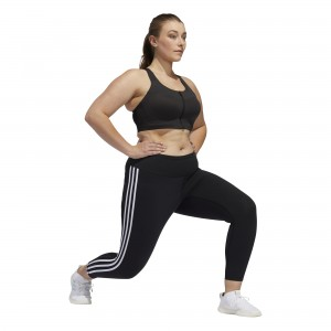 DAMSKIE LEGGINSY ADIDAS BELIEVE THIS 3-STRIPES 7/8 TIGHTS