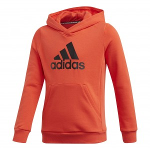 BLUZA JUNIOR ADIDAS MUST HAVE BADGE OF SPORT PULLOVER