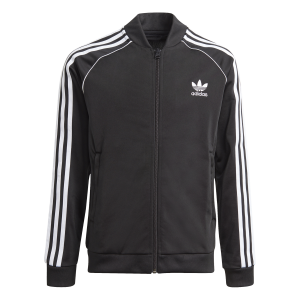 BLUZA JUNIOR ADIDAS SST TRACK TOP CZARNA