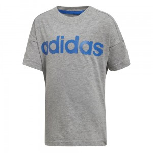 KOSZULKA ADIDAS LITTLE KIDS LINEAR