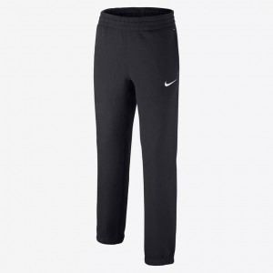SPODNIE NIKE BRUSHED-FLEECE CUFFED