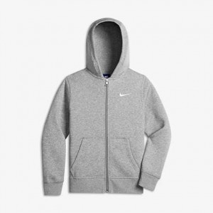 BLUZA NIKE BRUSHED FLEECE FULL-ZIP