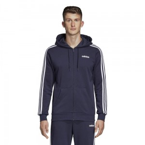MĘSKA BLUZA ESSENTIALS 3-STRIPES
