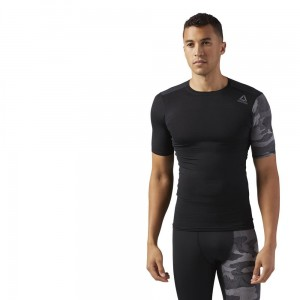 KOSZULKA REEBOK ACTIVCHILL GRAPHIC COMPRESSION