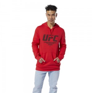 MĘSKA BLUZA Z KAPTUREM UFC FAN GEAR