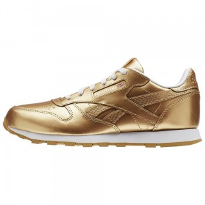 BUTY CLASSIC LEATHER METALLIC